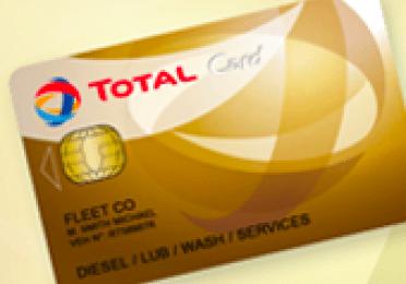 menu total card gold