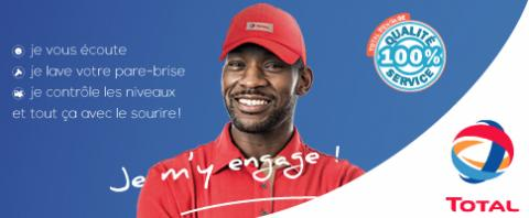 Je m'engage chez Total Mayotte