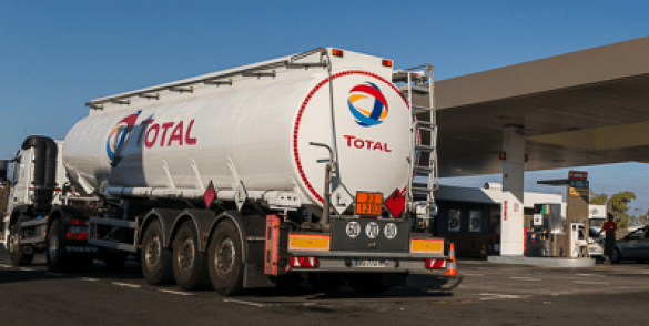 Total gazole non-routier